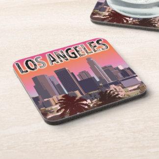 Sunset In L.A. California Coaster