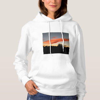 Sunset in November in Spain Sweatshirt