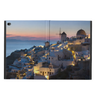 Sunset in Oia Greece Powis iPad Air 2 Case
