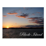 Sunset in Rhode Island Postcards