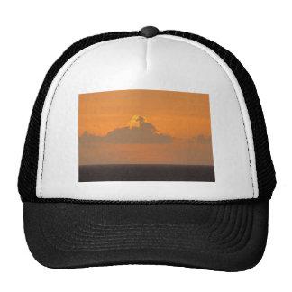 Sunset in Rincon, PR Trucker Hat
