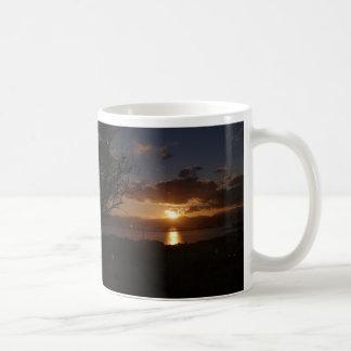Sunset in Sardinia Coffee Mug