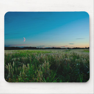 Sunset in Sweden Mouse Pad