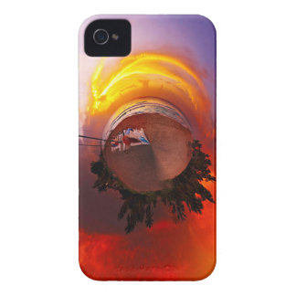 Sunset in the Caribbean iPhone 4 Case-Mate Case
