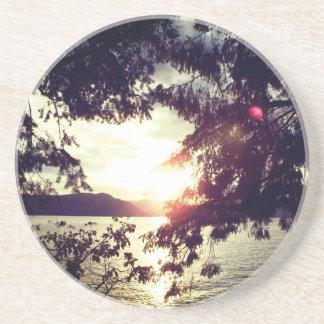Sunset in the Horizon Coaster
