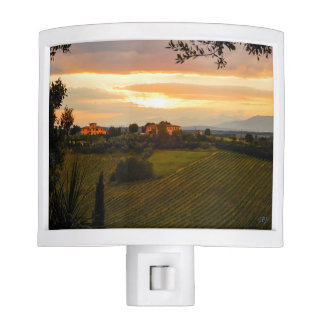 Sunset in Tuscany Nite Lite