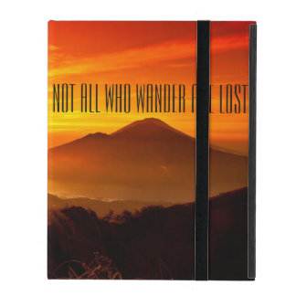 sunset iPad 2/3/4 case iPad Folio Cover