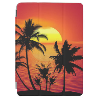 Sunset iPad cover
