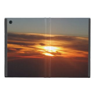 Sunset iPad Mini Case with No Kickstand