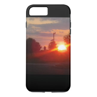 sunset iphone5 phone case