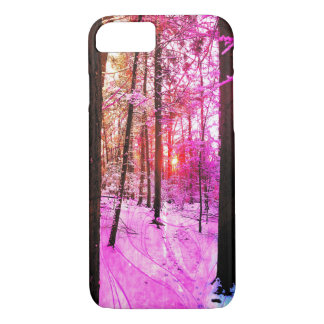 Sunset iPhone Case (customize)