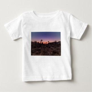 Sunset Joshua Tree National Park Baby T-Shirt