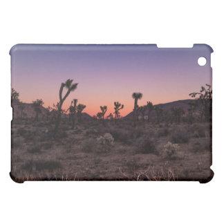 Sunset Joshua Tree National Park Cover For The iPad Mini