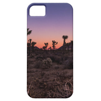 Sunset Joshua Tree National Park iPhone 5 Covers