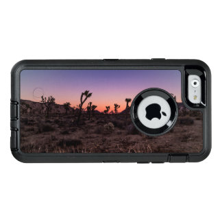 Sunset Joshua Tree National Park OtterBox Defender iPhone Case