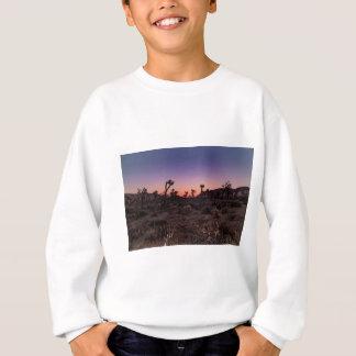 Sunset Joshua Tree National Park Sweatshirt