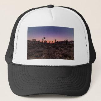 Sunset Joshua Tree National Park Trucker Hat