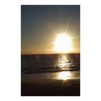 sunset.JPG Personalized Stationery