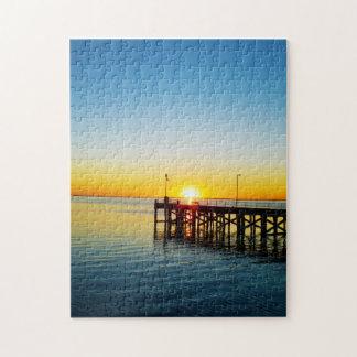 Sunset Kisses, Port Victoria South Australia, Jigsaw Puzzle