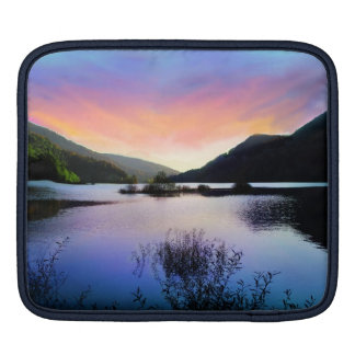 Sunset Lake iPad Sleeve