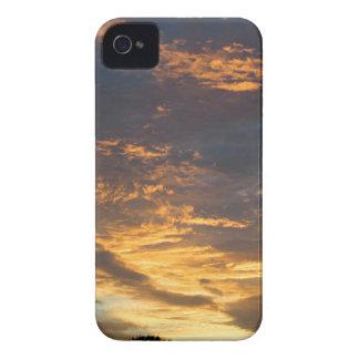 Sunset landscape. iPhone 4 case