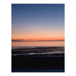 Sunset Letterhead