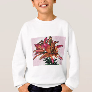 Sunset lily sweatshirt