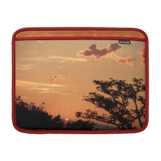 "Sunset MacBook air 13"" horizontal Sleeve For MacBook Air"