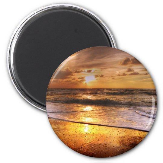 Sunset Magnet