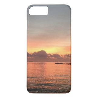 Sunset Maldives - iPhone 7 Plus Case