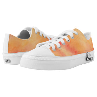 Sunset Marble Low-Top Sneakers