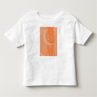 Sunset Marble Moon Toddler T-shirt