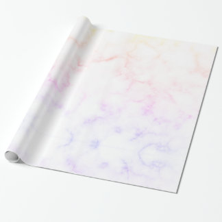 Sunset marble wrapping paper, sunny filter style wrapping paper