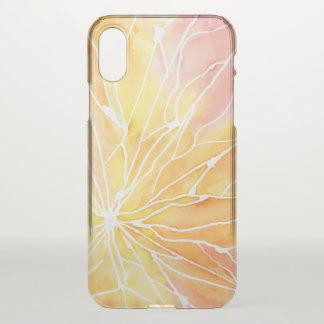 Sunset Marbled Break Case