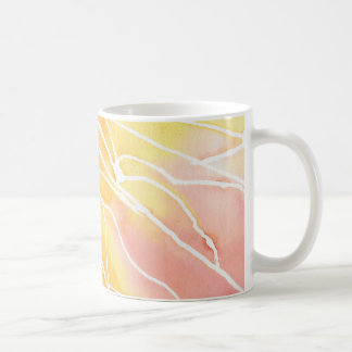 Sunset Marbled Break Coffee Mug
