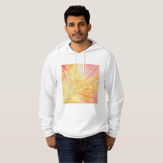 Sunset Marbled Break Hoodie