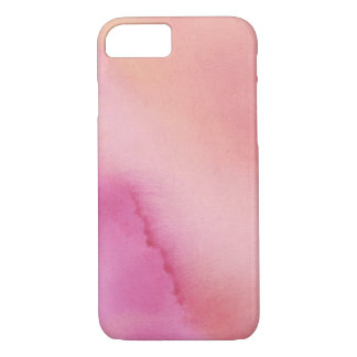 Sunset Marbled Watercolour Case
