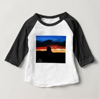 Sunset, Monument Valley, UT Baby T-Shirt