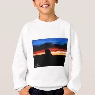Sunset, Monument Valley, UT Sweatshirt
