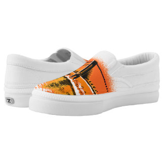 Sunset Narrows Bridge Z slipons Slip-On Sneakers