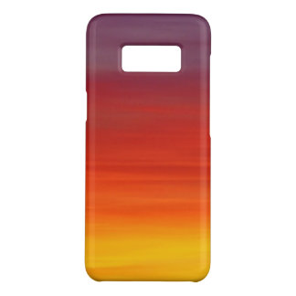 Sunset Nature Landscape Sun Evening Sky Case-Mate Samsung Galaxy S8 Case