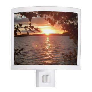 Sunset night light