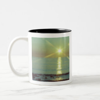 Sunset Ocean Coffee Mug