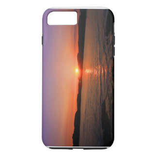 sunset ocean iPhone 7 plus case