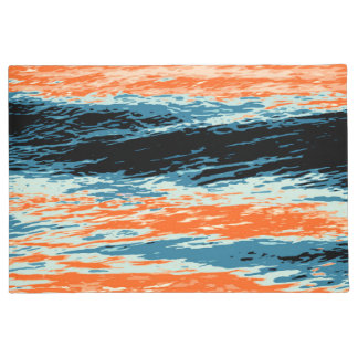 Sunset/Ocean/Wave/Sea Doormat