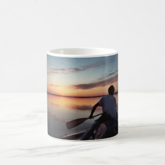 Sunset of the North Coffee Mug