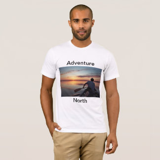 Sunset of the North T-Shirt