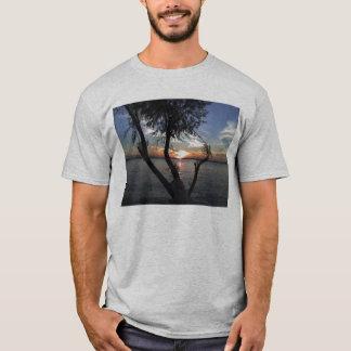Sunset on Calaveras Lake T-Shirt