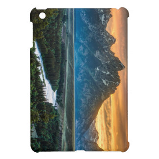 Sunset On Grand Teton And Snake River Case For The iPad Mini