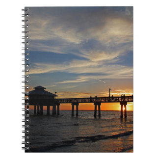 Sunset on My Shoulders Notebooks